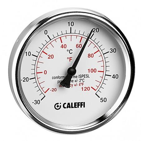 TERMOMETROØ80-30÷50°C(-22÷122°F)POST.100