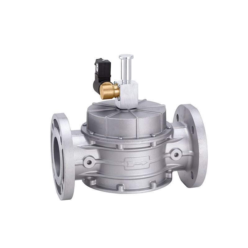 ELETTROVALVOLA GAS NORMALMENTE DN65 24V